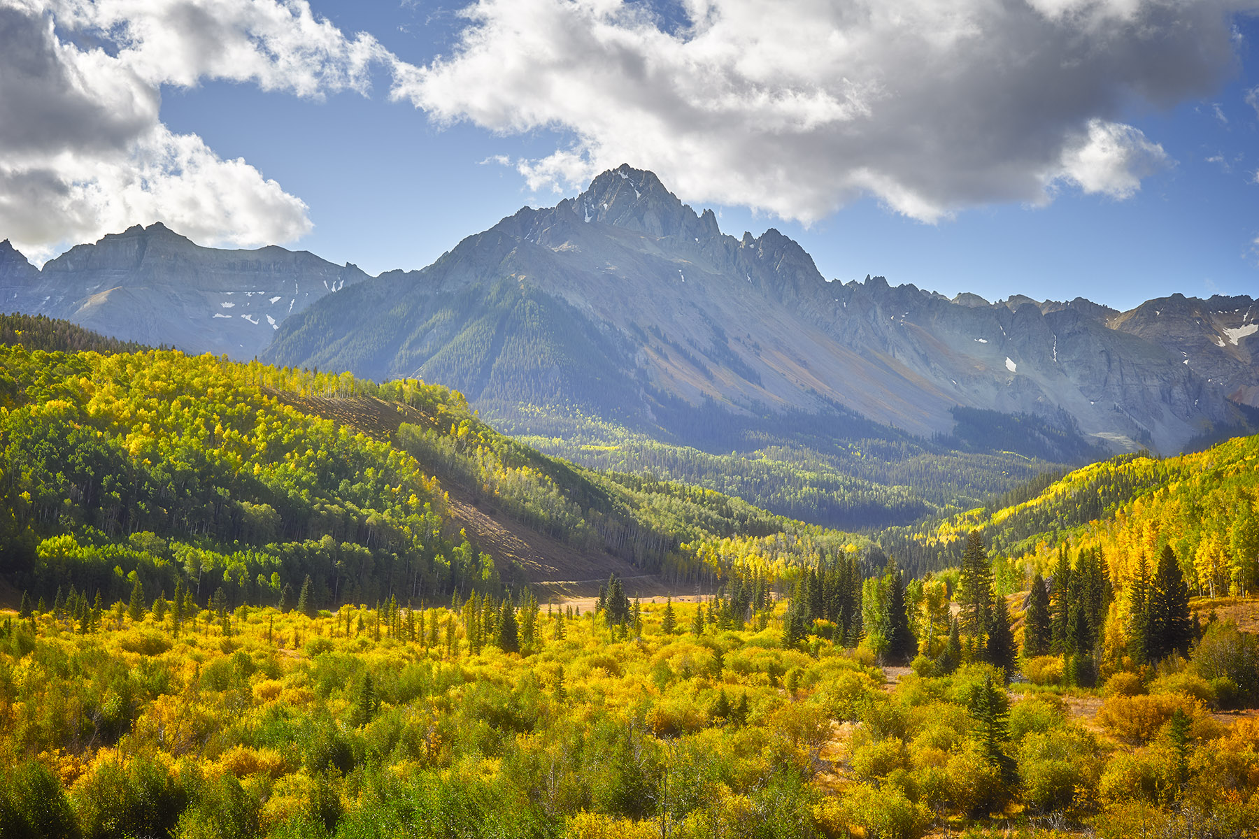 Mt Sneffels, Colorado, Colorado Landscape Photographer
